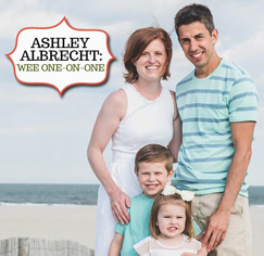 Wee One-On-One: Ashley Albrecht