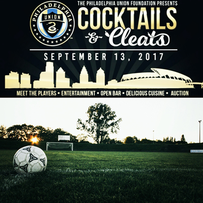 Cocktails and Cleats – September 13